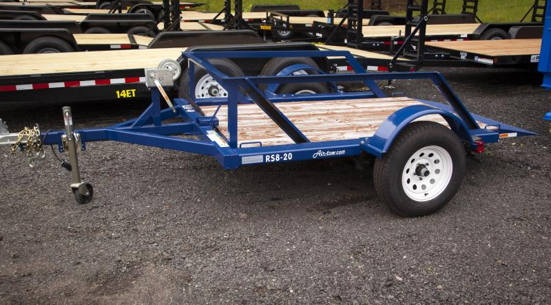 2016 Air Tow RS8-20 Utility Trailer