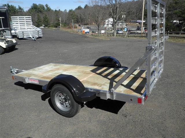 2016 Worthington 10 X 4 Utility Trailer