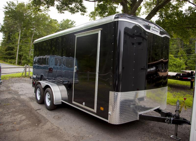 2017 Haulmark 7x14 Enclosed Cargo Trailer