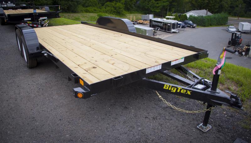 2017 Big Tex Trailers 60CH-16BK Car / Racing Trailer
