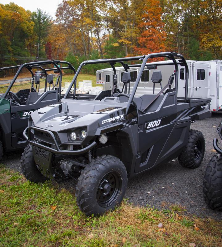 2017 Bad Boy Stampede 900 EPS (2-Passenger) Utility Side-by-Side (UTV)