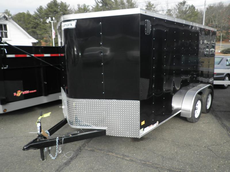 2017 Haulmark 7' x 14' PPT7X14DT2 Enclosed Cargo Trailer