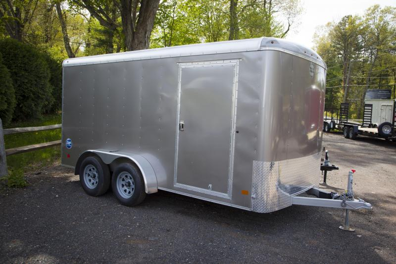 2017 Wells Cargo RF7X142 Enclosed Cargo Trailer