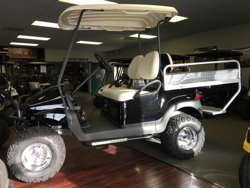 2012 Club Car Precedent - Lifted Gas Golf Cart