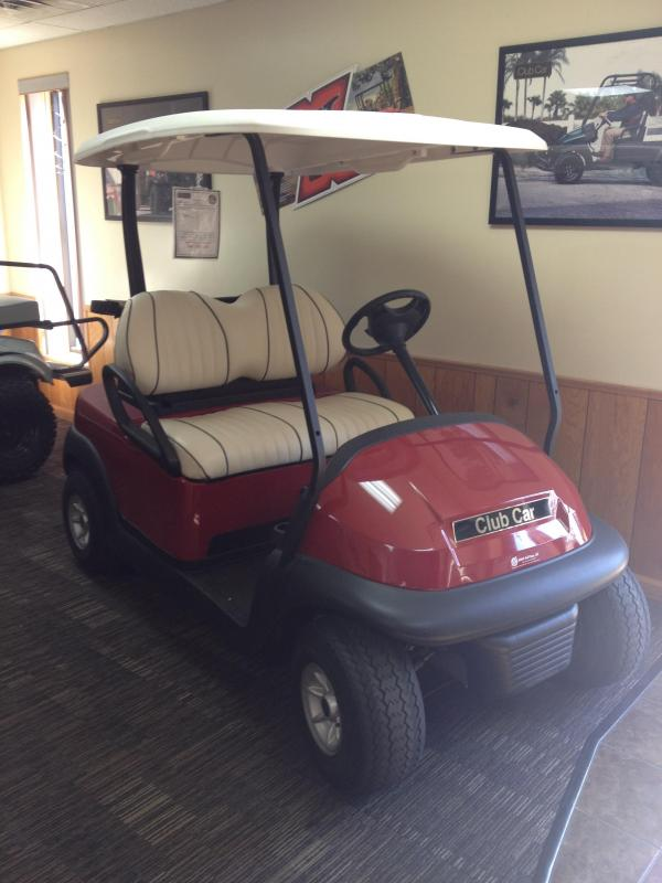2013 Club Car Precdent Golf Cart