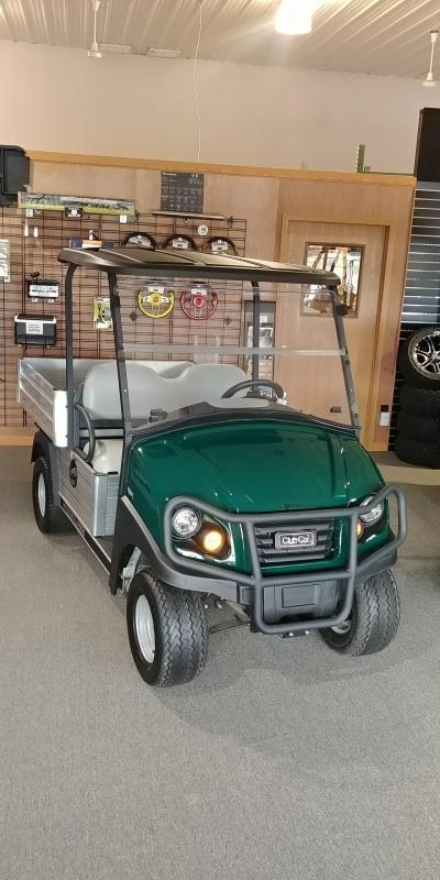 2018 Club Car Carryall 500 Gas Utility Side-by-Side (UTV)