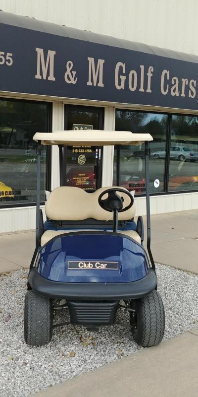 2014 Club Car Precedent Electric Golf Car