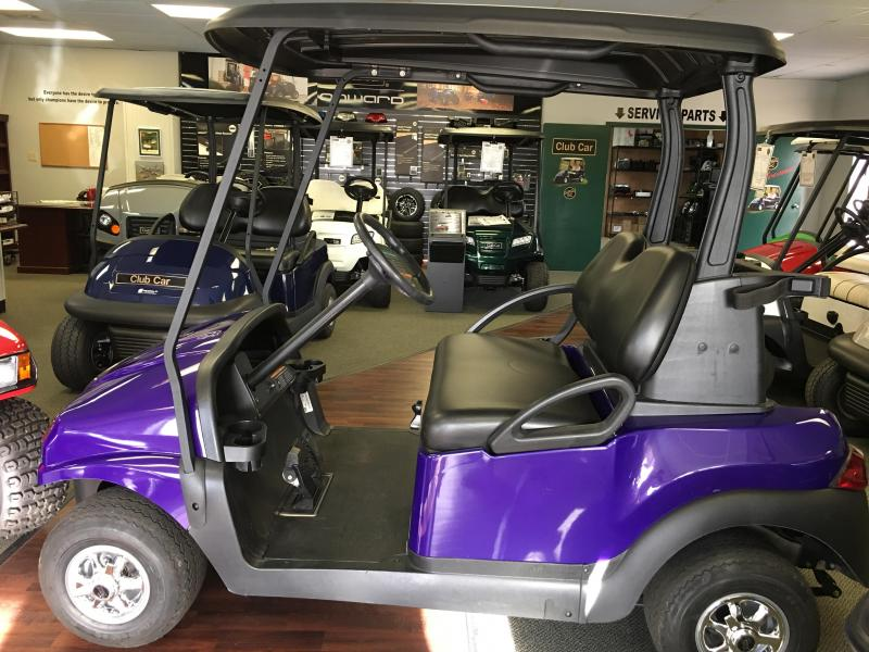 2012 Club Car Precedent - Gas Golf Cart