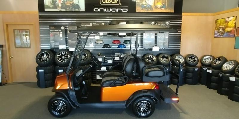 2018 Club Car Onward Golf Car