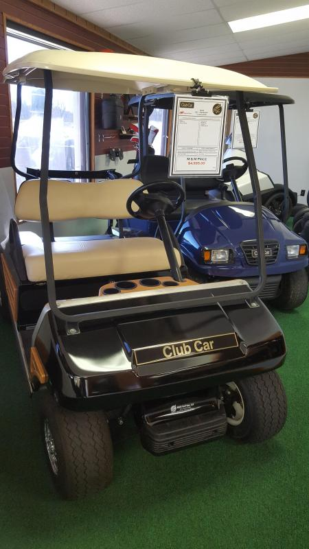 2011 Club Car DS Gas Golf Cart