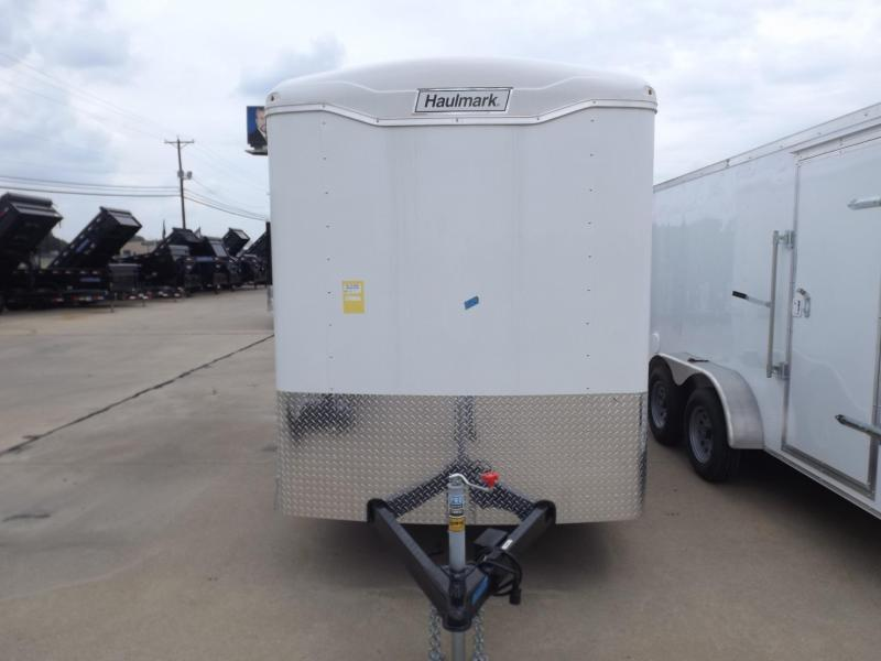 2017 Haulmark TS6X12DT2 Enclosed Cargo Trailer
