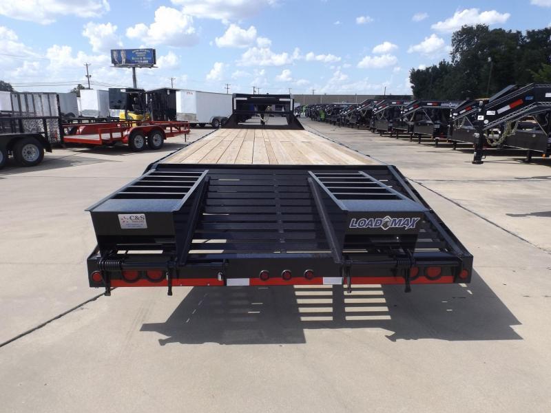 2017 Load Trail GS0228072ESBD13L07SS1CB2 Flatbed Trailer