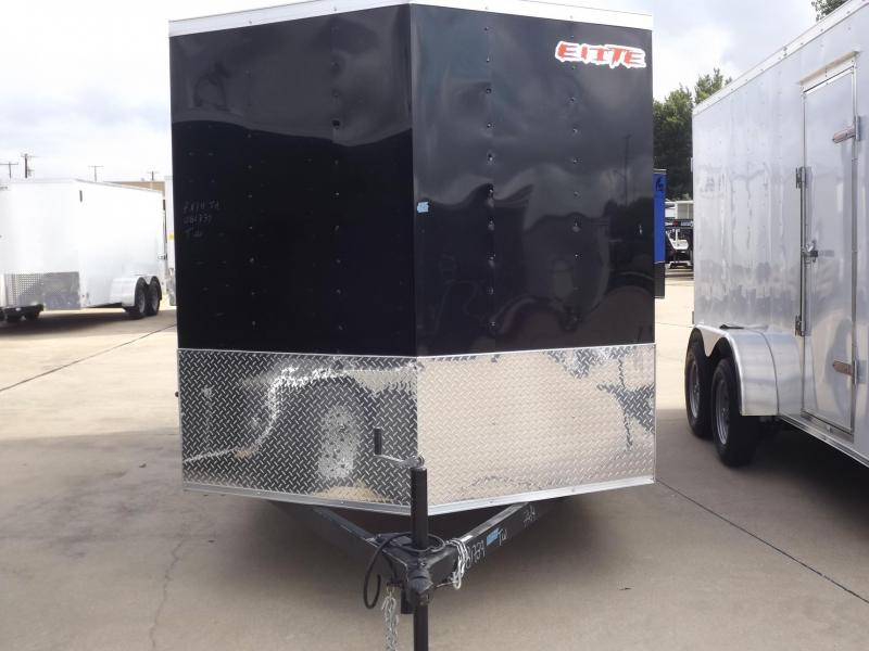 2017 Salvation 7X14TA Enclosed Cargo Trailer