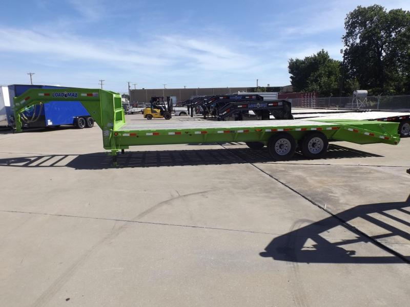2017 Load Trail GH0225072ESBTM1CB2 Flatbed Trailer