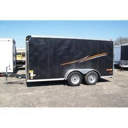 Rental 15 - Pace American 14' Enclosed Cargo Trailer