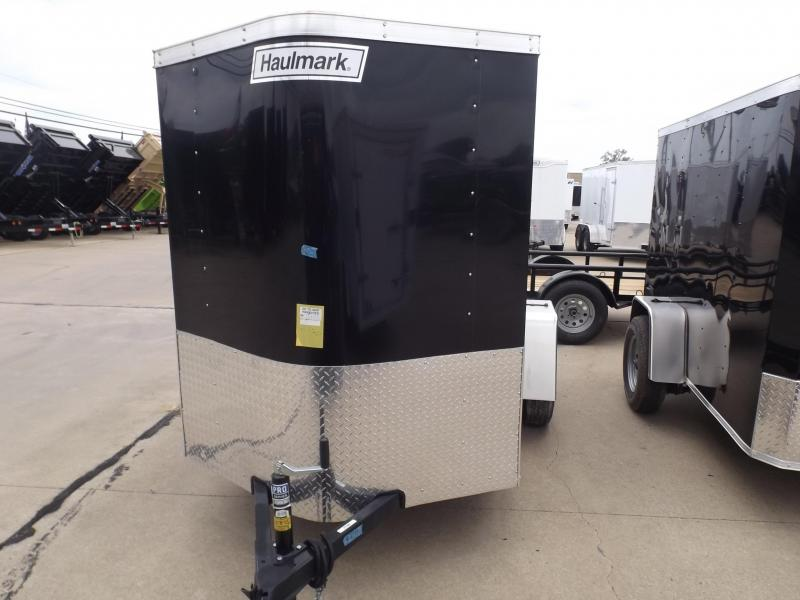 2017 Cross Trailers 5x8 SA Enclosed Cargo Trailer