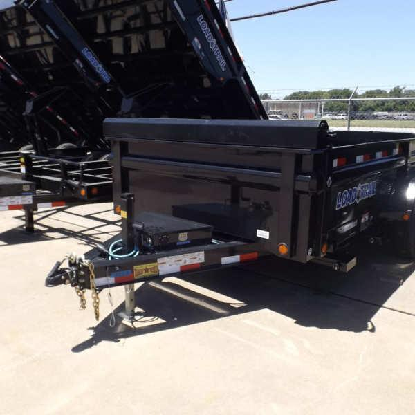 Rental 67 - Load Trail 7' x 14' Dump Trailer