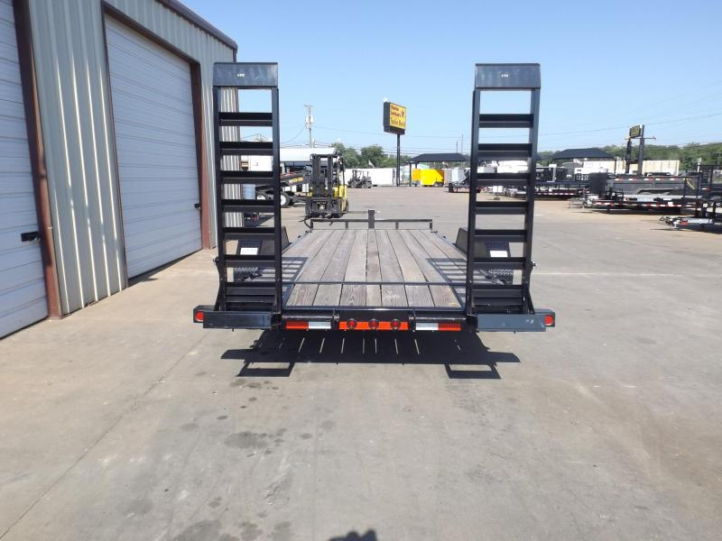 2017 Load Trail CH8318072B00ESBA16D01H03L07CB2 Equipment Trailer