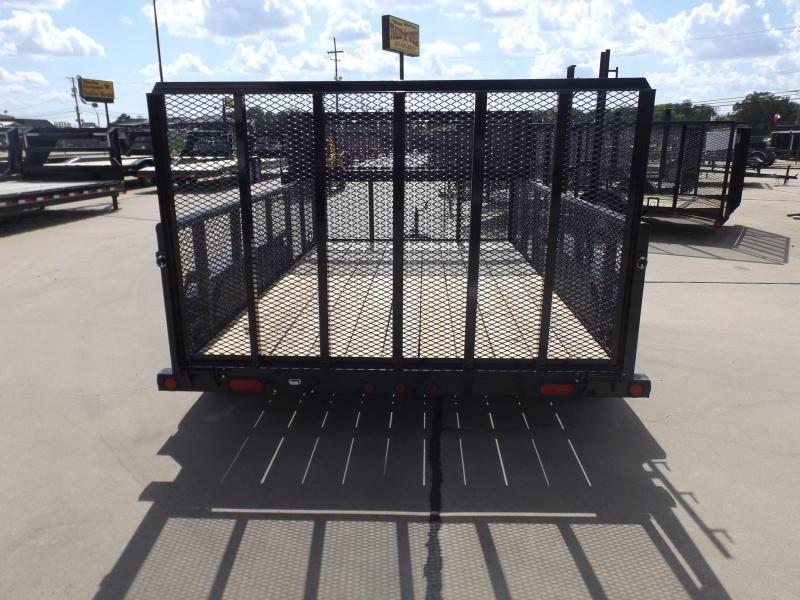 2017 Load Trail UE8314032ESAF05G09P03Q02TC1WE1TM1ZP2CB2 Utility Trailer