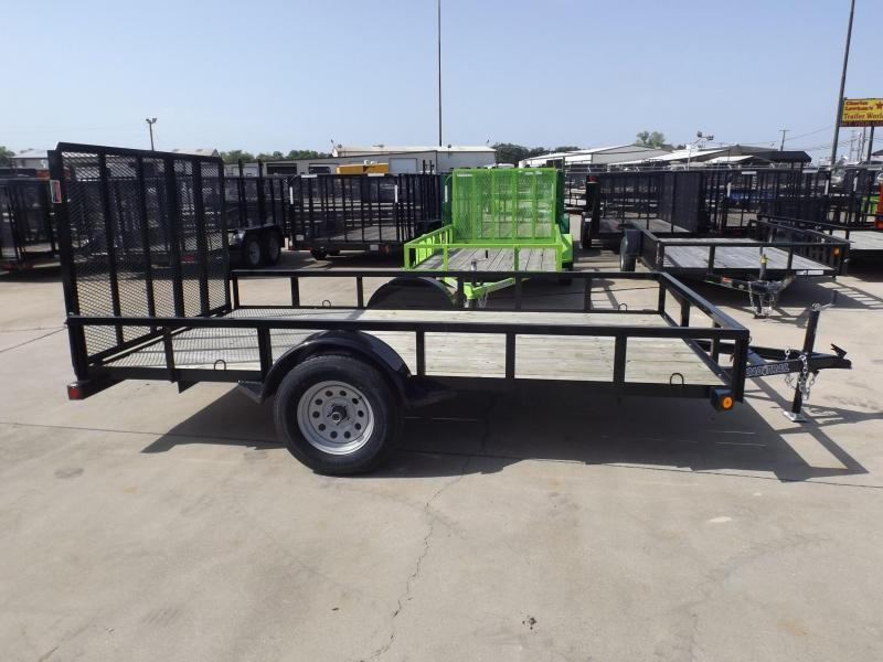 2017 Load Trail SE7712031IS0G09P04CB2 Utility Trailer