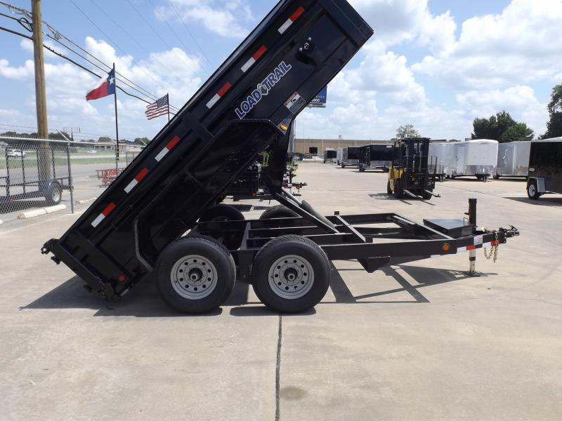2017 Load Trail DT8312072ESBH05L07TM1ZP2CB2 Dump Trailer