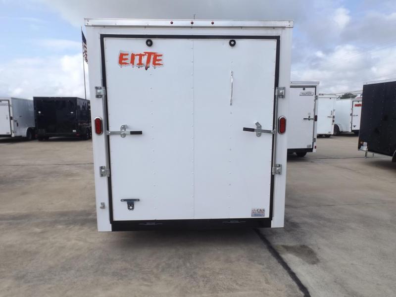2017 Salvation Trailers 7X14TA Enclosed Cargo Trailer