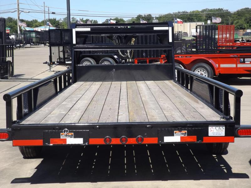 2017 Load Trail GF8324072ESBF05L03M0304W01CB2 Equipment Trailer