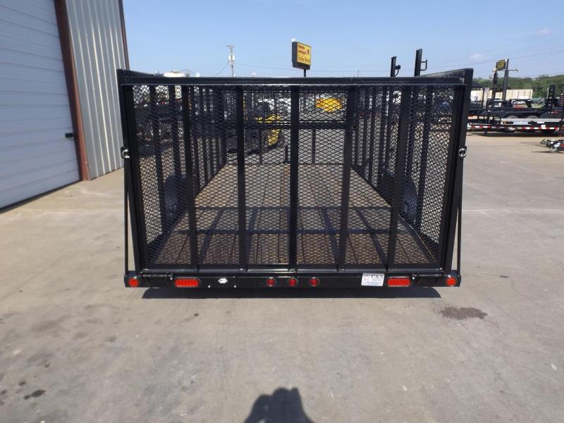 2017 Load Trail SE8314031IS0D01G09P04Q04TC1WE1TM1ZP2CB2 Equipment Trailer