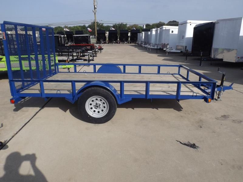 2017 Load Trail SE8312031IS0G09CB6 Utility Trailer