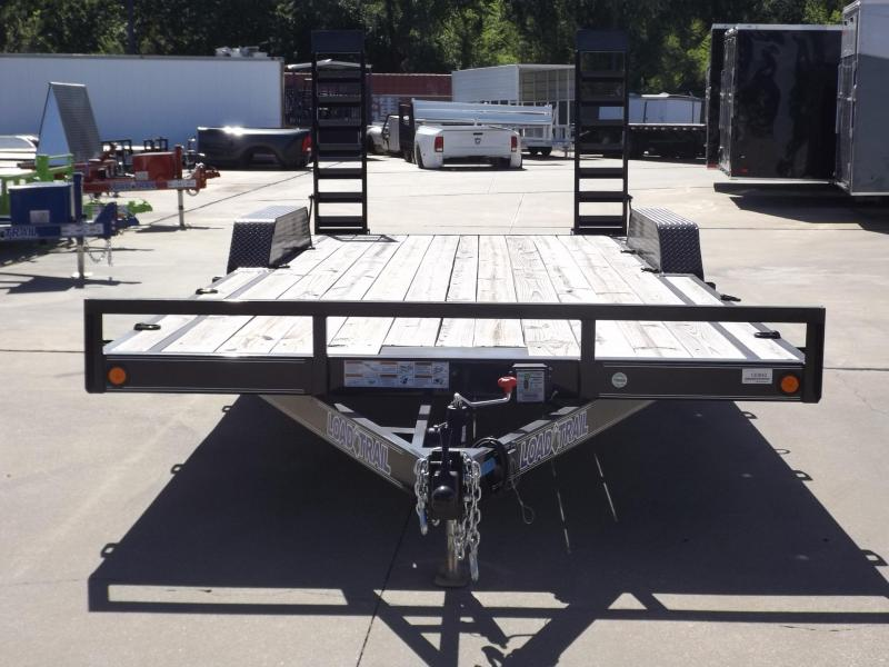 2017 Load Trail CH0220032ESAC04D01F05H03M12W01CB2 Car / Racing Trailer