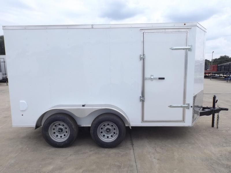 2017 Cross Trailers 6x12tTA Enclosed Cargo Trailer