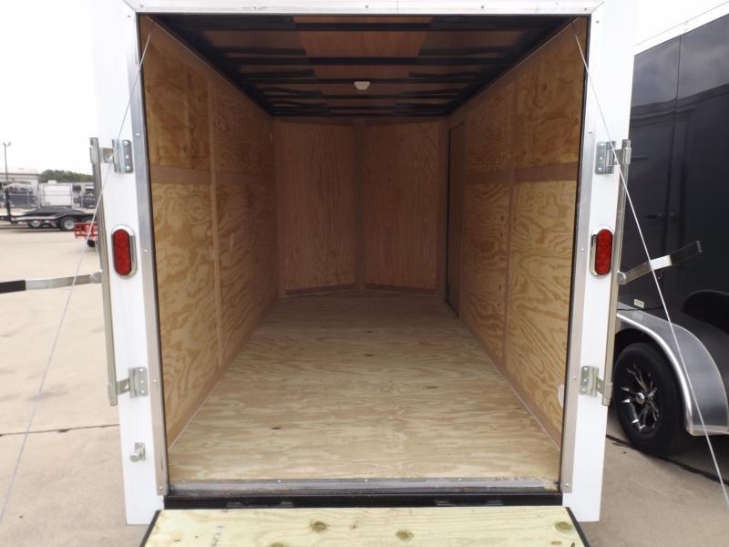 2017 Cross Trailers 6x12tTA Enclosed Cargo Trailer