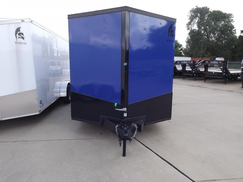 2017 Spartan SP7X16TA Enclosed Cargo Trailer