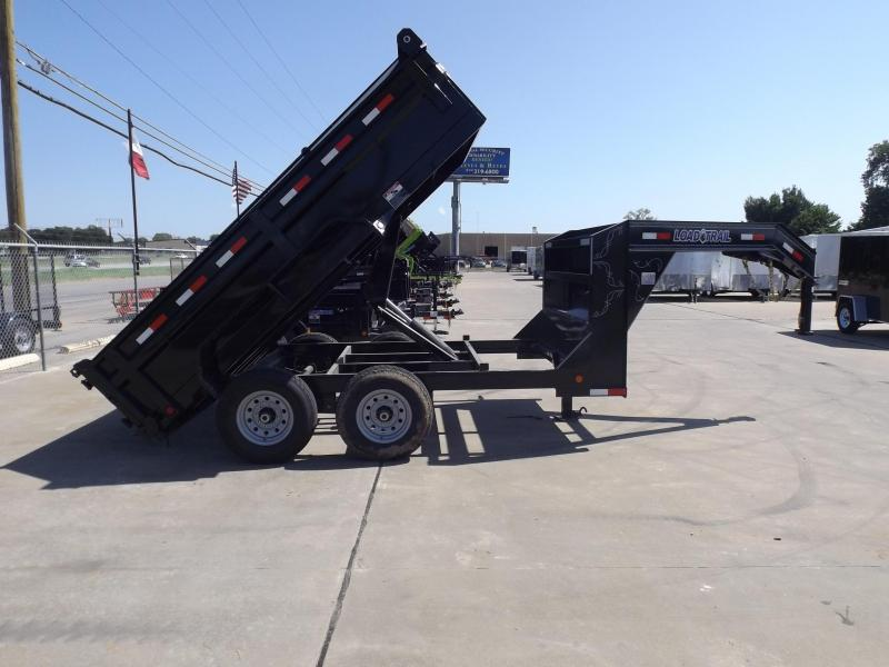 2017 Load Trail GD8314072ESBSC1CB2 Dump Trailer