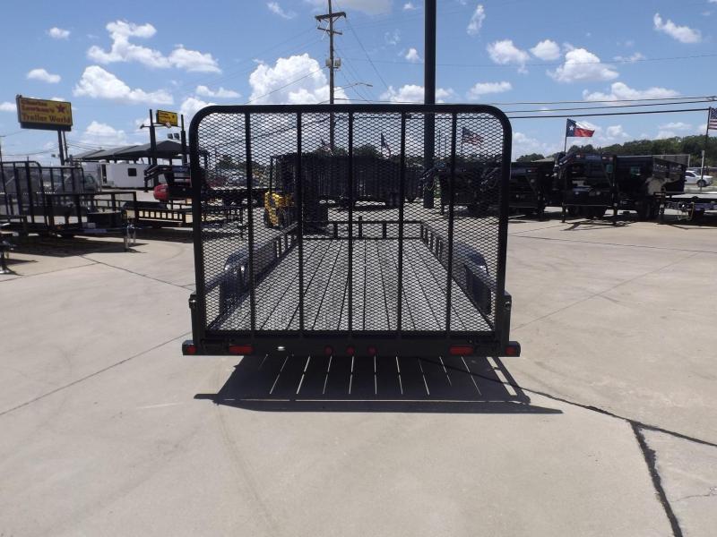 2015 Load Trail UE8318032ESBC06G12J02SA1CB2 Utility Trailer