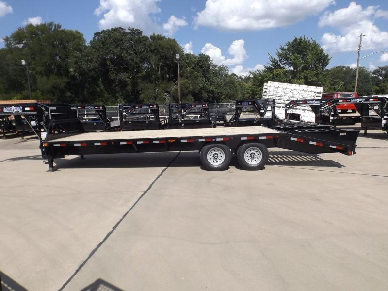 2017 Load Trail GH0225072ESBD13L03ZP2CB2 Flatbed Trailer