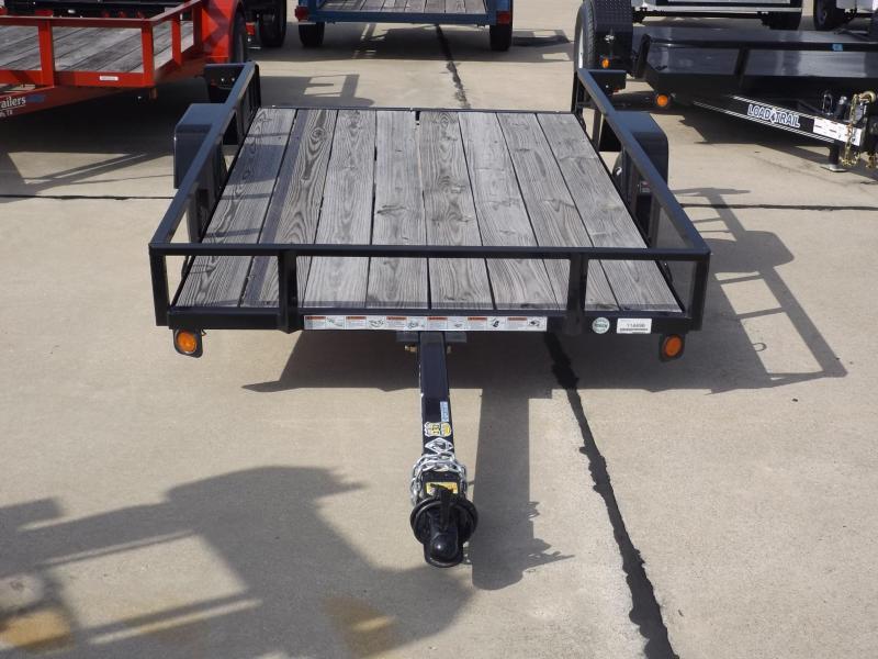 2017 Load Trail ZE6008021ISOA10GA1CB2 Utility Trailer