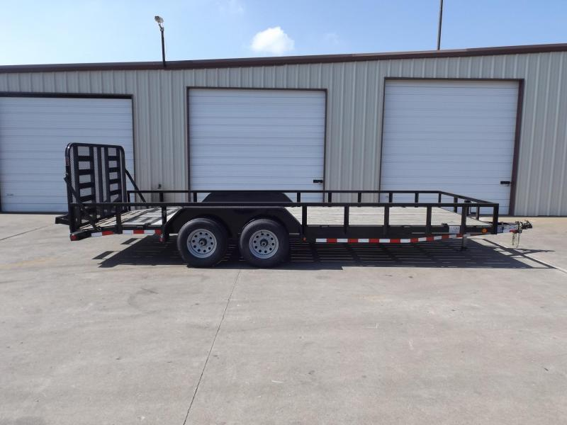 2017 Load Trail CS8320052B00ESBC07D01G54J02M0306P04CB2 Equipment Trailer