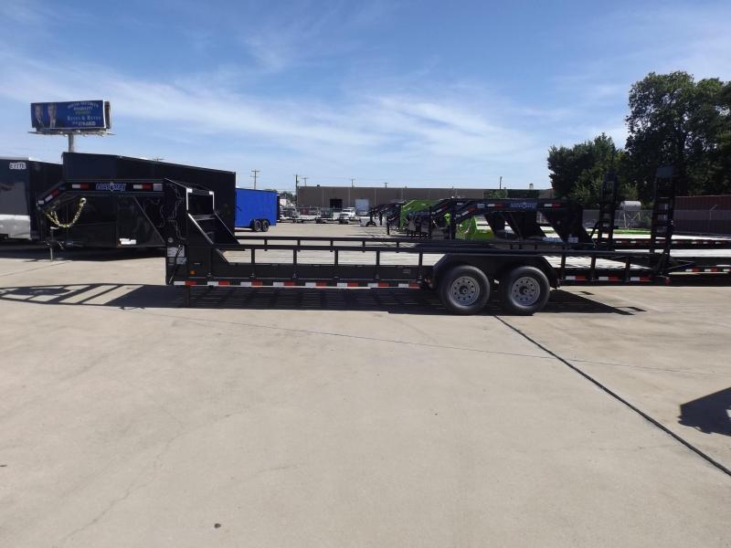 2017 Load Trail GF8320072ESAH03CB2 Equipment Trailer