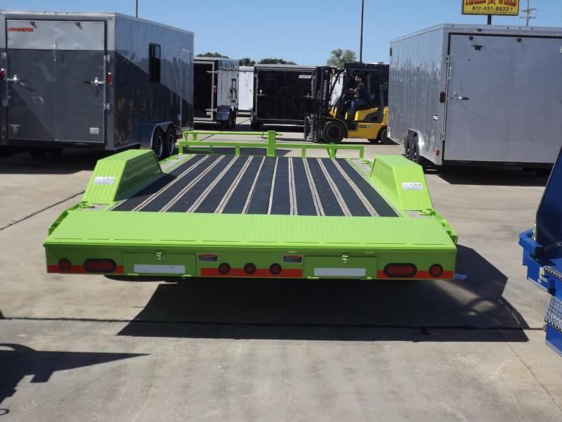 2017 Load Trail CH0220072B00ESBD02E09F09RR1TM1CNG Car / Racing Trailer