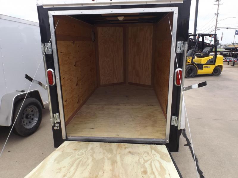 2017 Cross Trailers 5x8 SA Enclosed Cargo Trailer