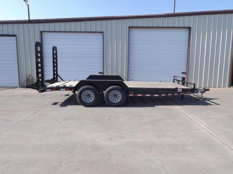 2017 Load Trail CH8320072B00ESBD01H03SP1TM1CB2 Equipment Trailer
