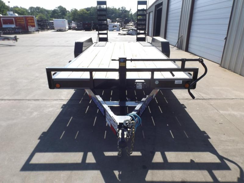 2017 Load Trail 4ZECH2020H1142398 Equipment Trailer