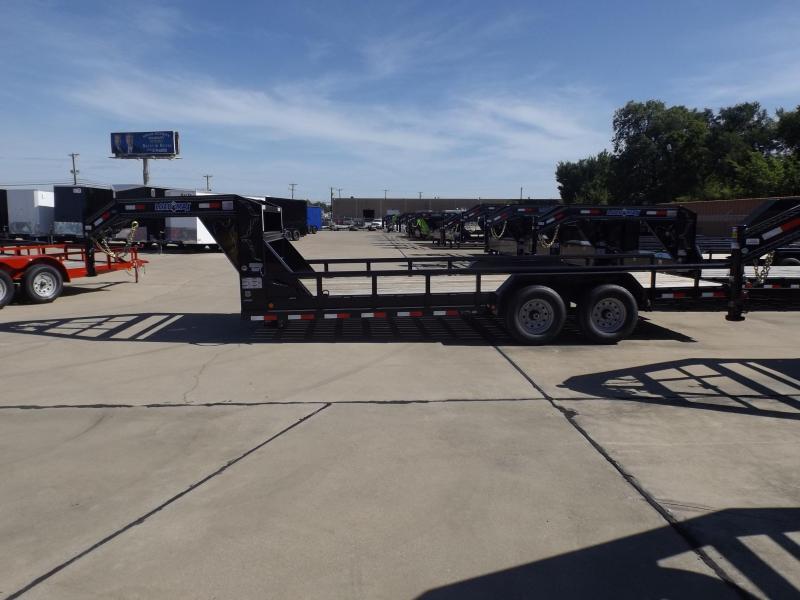 2017 Load Trail GF8324072ESBH03P09CB2 Equipment Trailer
