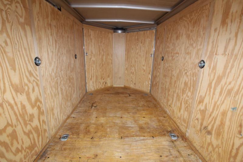 2002 Featherlite 1625 12 BP Enclosed Cargo Trailer