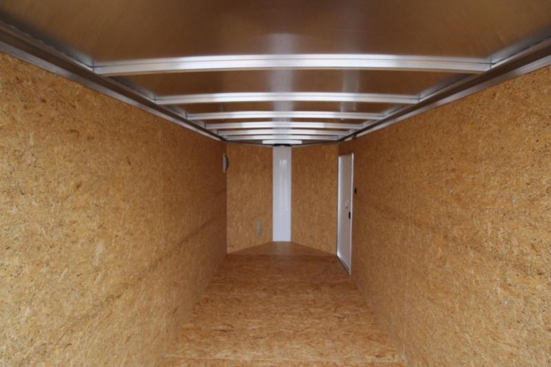 2018 Featherlite 1610 14 Enclosed Cargo Trailer
