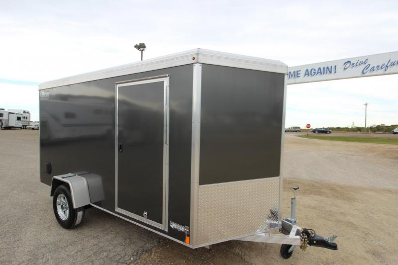 2018 Triton Vault 6x12 Enclosed Cargo Trailer