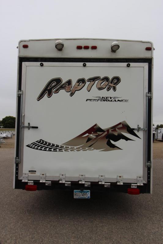 2005 Keystone RV Raptor 3310 Toy Hauler