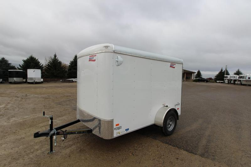 2018 American Hauler Industries AirLite 6 x 10 Utility Trailer