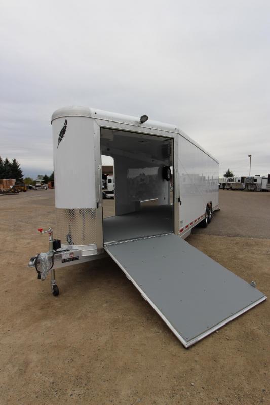2018 Featherlite 4926 8.5 X 24' Car / Racing Trailer
